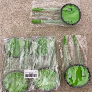 green bag holders